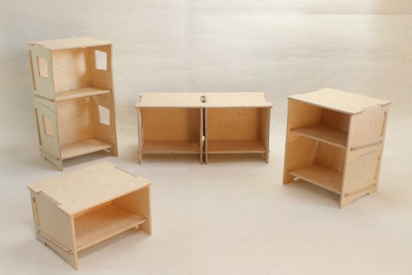 module bois composable
