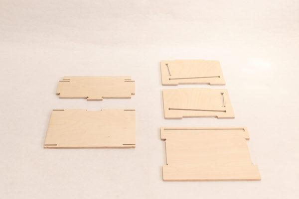 diy box wood cnc
