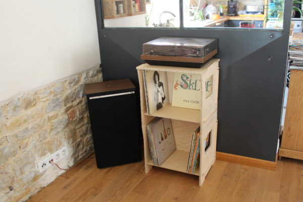 box vinyl rennes