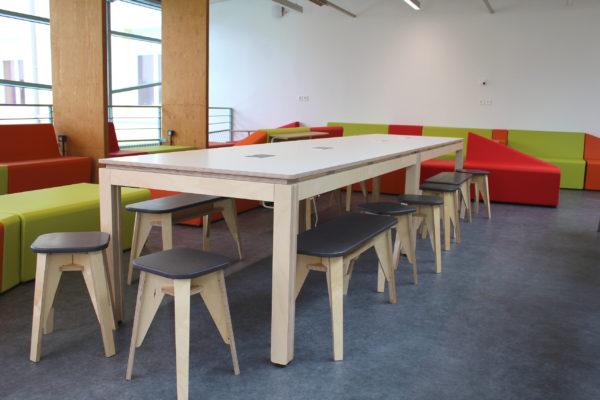 table réunion rennes